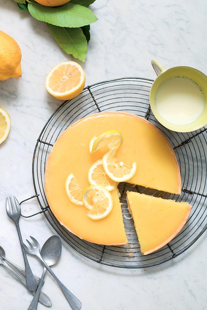 recette facile de tarte au citron végane