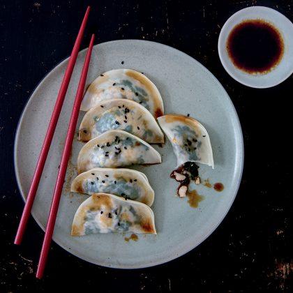 recette de raviolis chinois pour le nouvel an chinois