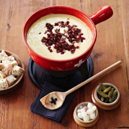 recette fondue savoyarde fromage suisse