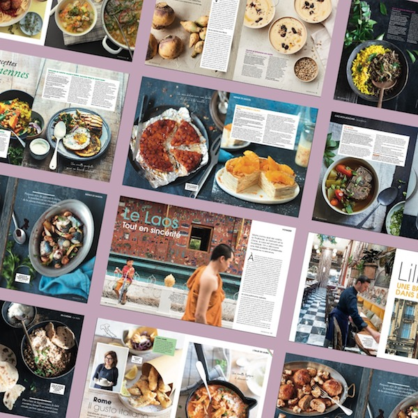 Saveurs 253 pages