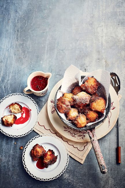 recettes de beignets pour mardi gras