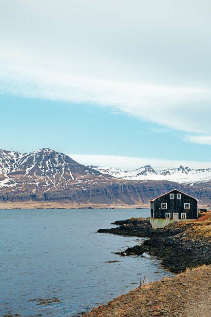 fjords en islande