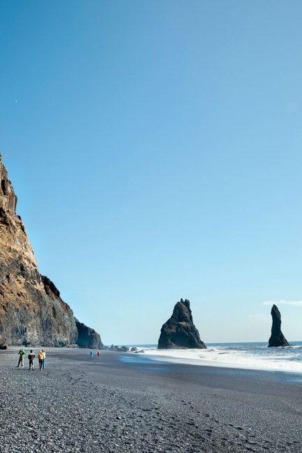 plage en Islande