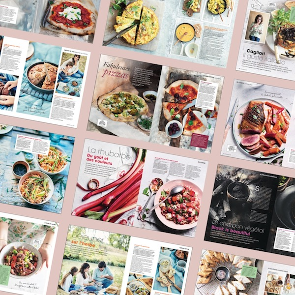 Saveurs 256 pages