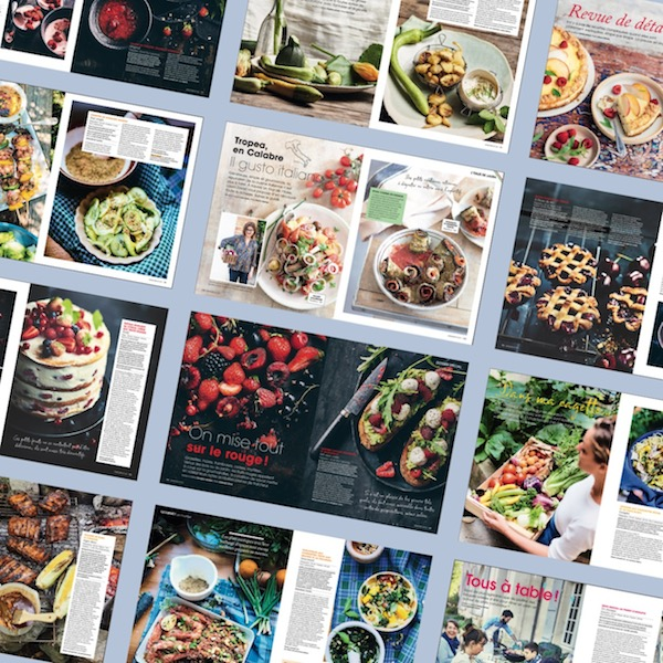 Saveurs 257 pages