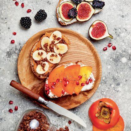 exemple de petit-déjeuner pour une alimentation anti stress