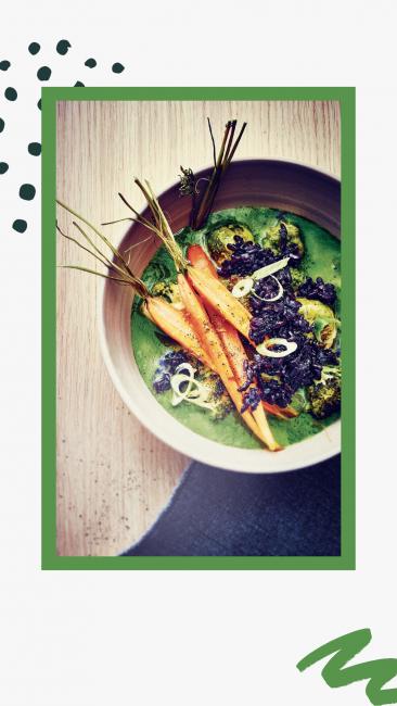 Slowly Veggie nhors-série n°4 : 80 recettes healthy pour manger mieux