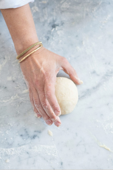 recette de pain à la pomme de terre