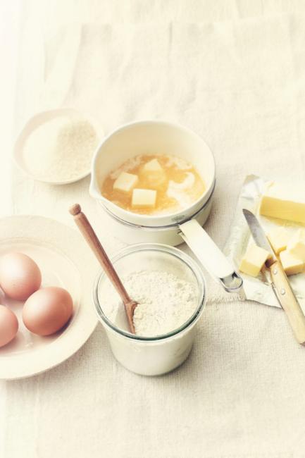recette facile de gâteau marbré