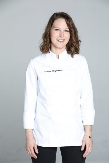 Pauline Berghonnier, ex-candidate du concours Top Chef 2020