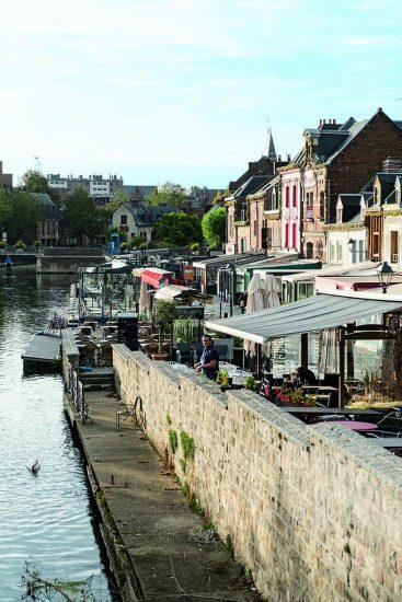 liste de restaurants confinés dans le nord de la France dû à la crise du coronavirus