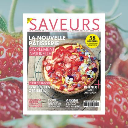 Saveurs n°264 - recette gourmandes et faciles