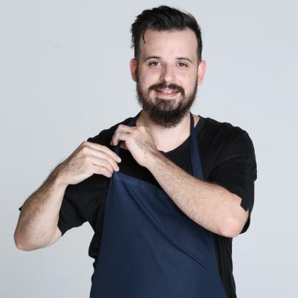 Adrien Cachot, finaliste de Top Chef 2020