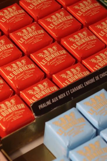 Rencontre avec le chocolatier français Laurent Moreno