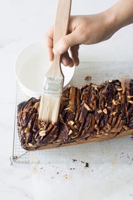 recette babka chocolat
