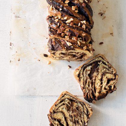 recette de babka au chocolat