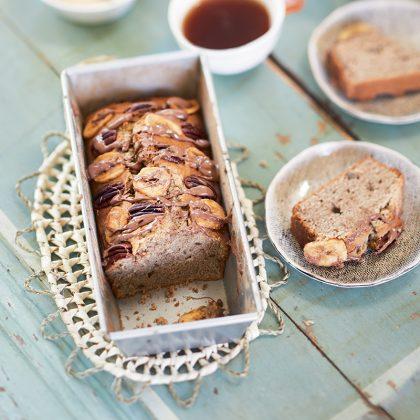 recette de banana bread sans gluten