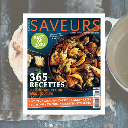 best of 2020 Saveurs