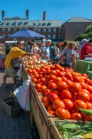 Farmers Market américain