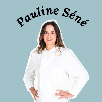 Pauline Séné, Top Chef 2021. Crédit Marie Etchegoyen