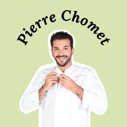 Pierre Chomet, Top chef 2021, crédit Marie Etchegoyen