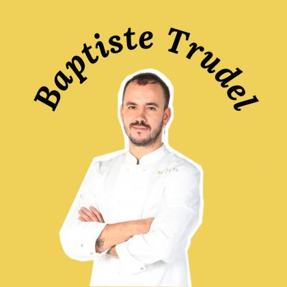 portrait de Baptiste Trudel