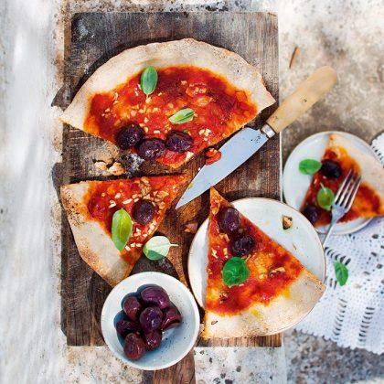 conseils pour pâte à pizza maison